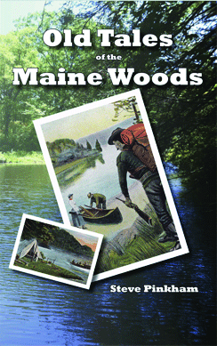 9 Old Tales of the Maine Woods cover