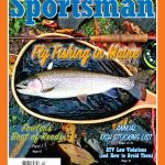 The April 2018 issue of The Maine Sportsman