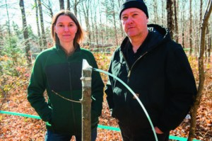 Revolutionary new technology for maple-syrup industry