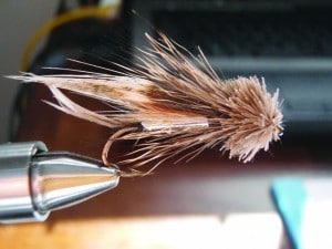 Don Gapen's Muddler Minnow.