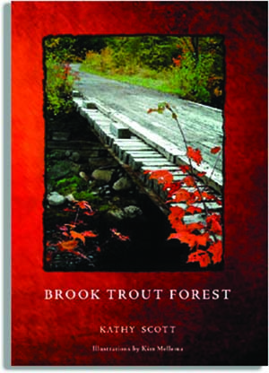 Brook Trout Forest by Kathy Scott