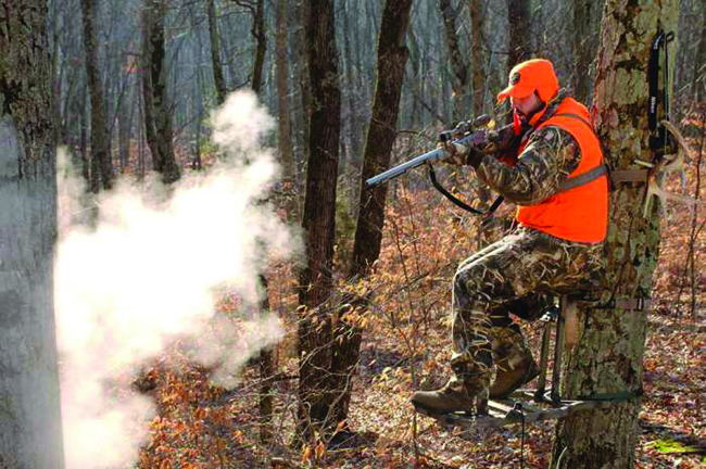 Muzzleloading season lengthens the time hunters have to deer hunt