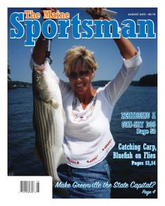 The Maine Sportsman August Issue