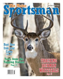 The Maine Sportsman's November, 2015 Issue