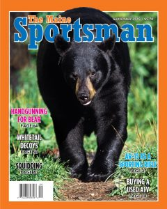The September 2016 Issue of The Maine Sportsman