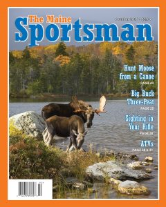 The October 2016 Issue of The Maine Sportsman