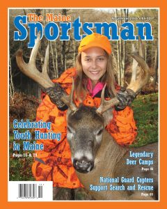 The November 2016 Issue of The Maine Sportsman