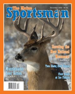 The December 2016 Issue of The Maine Sportsman