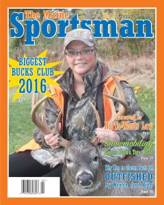 The February 2017 Issue of The Maine Sportsman
