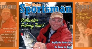 The July 2017 Issue of The Maine Sportsman