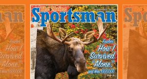 The October 2017 Issue of The Maine Sportsman