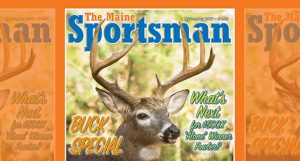 The November 2017 Issue of The Maine Sportsman