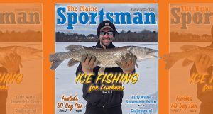 The January 2018 Issue of The Maine Sportsman