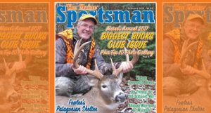 The February 2018 Issue of The Maine Sportsman