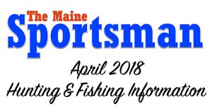 April 2018 Hunting & Fishing Information