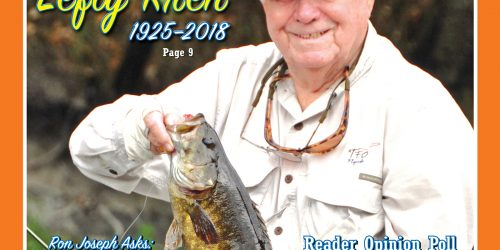 The June 2018 Issue of The Maine Sportsman