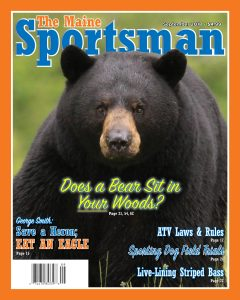 The September 2018 Issue of The Maine Sportsman