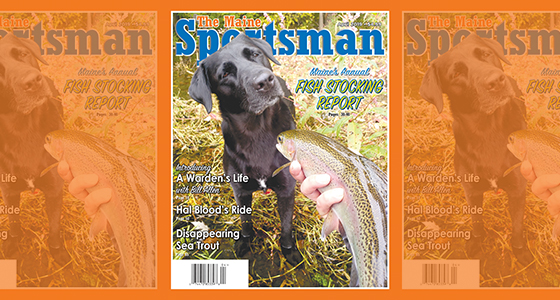 The April 2019 Issue of The Maine Sportsman | The Maine