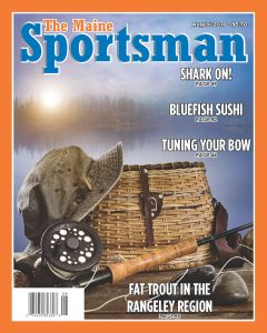 The August 2016 Issue of The Maine Sportsman